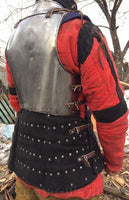 Cuiras with brigant skirt