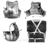 Knight cuiras for SCA (spring steel)