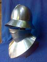 "Helmet ""Shapel with buviger"""