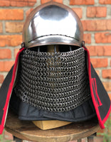 Mongol Helmet optimized for fighting