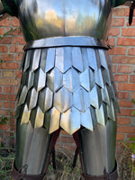 Scale skirt (Tempered steel)