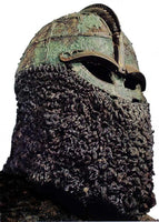 Viking helmet from Vendel Era