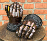 Samurai gauntlets (tempered)