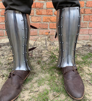 Europe greaves 3/4 (tempered steel)