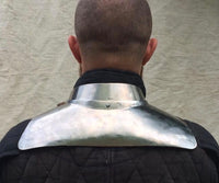 Simple titanium gorget