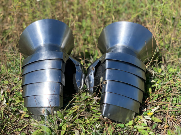 "Simple gauntlets ""Georg"""
