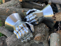 """Taurus"" gauntlets. Fixed wrist (tempered)"