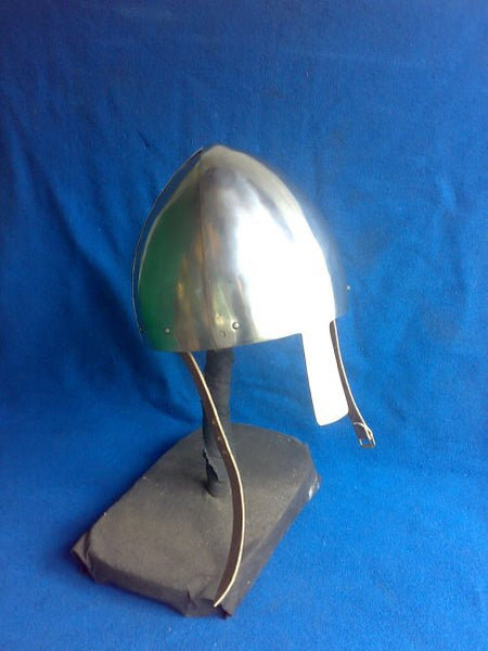 "Early Europe helmet ""Norman"" (Tempered steel)"