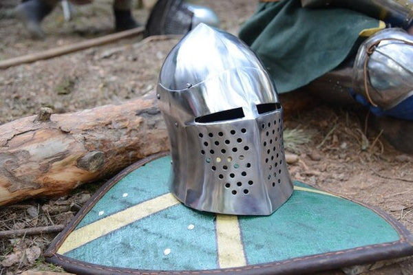 Helmet Elerond for SCA (spring steel)