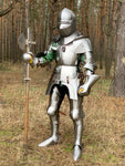Milan armor set «Royal Flemish Knight» for jousting (tempered steel set)