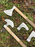 Two hand axe