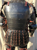Japanese armor Body (tempered steel)
