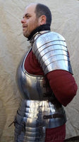 Big Milan Cuiras with tassets