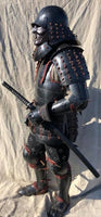 Japanese armor Set for Full contact ( Tempered steel)