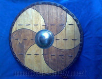 Viking shield
