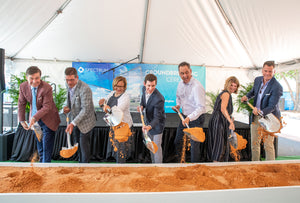 Case Study: New Building Groundbreaking