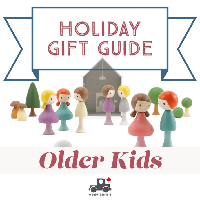 2020 Holiday Gift Guide - Toys for Older Kids