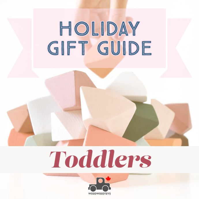 2020 Holiday Gift Guide - Toys for Toddlers