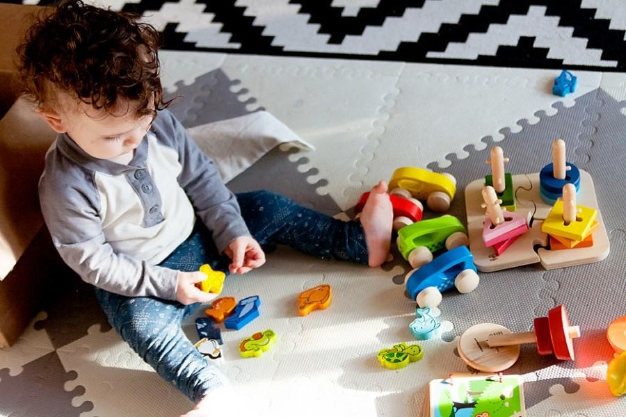 Caring for your wooden toys