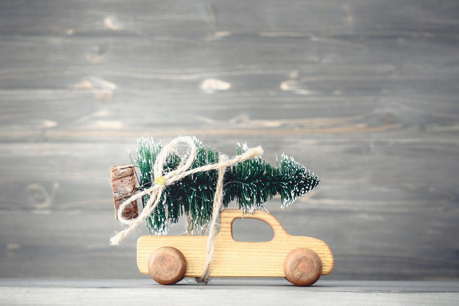 Holiday Gift Guide: Wood Toys for All Ages (Part 1)