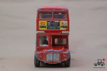 Load image into Gallery viewer, Vintage 1970s Corgi 469 London Routemaster Double Decker Bus Large Diecast