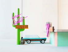 Load image into Gallery viewer, Candylab Toys Lone Cactus Sign - Modern Vintage Scenery