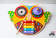 Load image into Gallery viewer, Alex Toys Pretend and Play Musical Animal - Wood Wood Toys Canada's Favourite Montessori Toy Store
