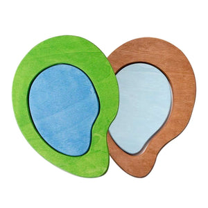 Avdar Wooden Lake (Summer/Winter) - Wood Wood Toys Canada's Favourite Montessori Toy Store