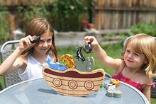 Load image into Gallery viewer, BeginAgain Balance Boat Endangered Animals Game and Playset - Wood Wood Toys Canada's Favourite Montessori Toy Store