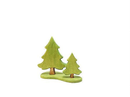 Brin d'Ours Handmade Fir Tree - Wood Wood Toys Canada's Favourite Montessori Toy Store