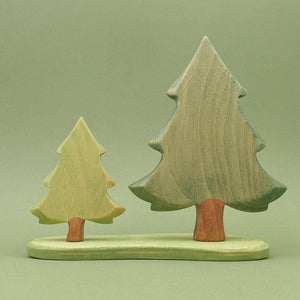 Brin d'Ours Handmade Tree Bases - Wood Wood Toys Canada's Favourite Montessori Toy Store