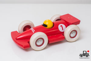 Brio Classic Wooden Race Car #30202 - Wood Wood Toys Canada's Favourite Montessori Toy Store