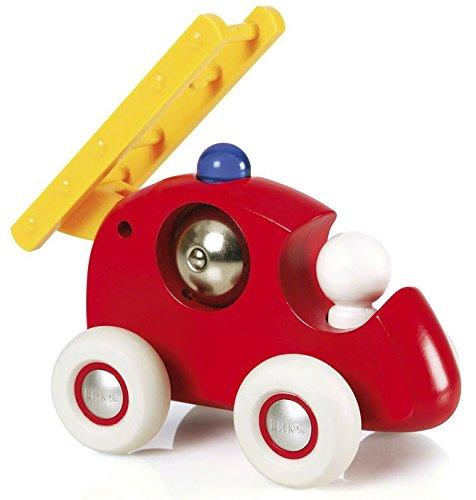 Brio Fire Truck - Wood Wood Toys Canada's Favourite Montessori Toy Store