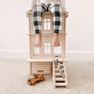 Brooklyn House - Conifer Toys (Made in Canada) - Wood Wood Toys Canada's Favourite Montessori Toy Store