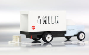Fully Restored Cloverkill Farms 1965 DIVCO Milk Delivery Truck New Metal Sign