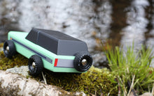 Load image into Gallery viewer, Candylab Toys Runner - Modern Vintage Toy Truck - Wood Wood Toys Canada's Favourite Montessori Toy Store