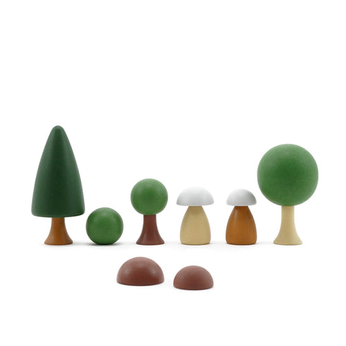 CLiCQUES Magnetic Garden - Summer - Wood Wood Toys Canada's Favourite Montessori Toy Store