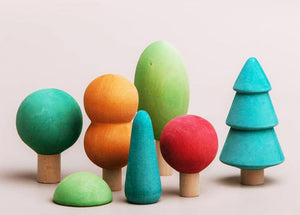 Cozy Forest Set by Avdar Toys - Wood Wood Toys Canada's Favourite Montessori Toy Store