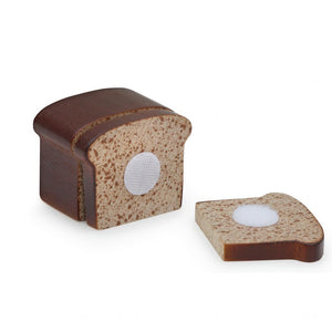 Erzi Bread to Cut - Play Food Made in Germany - Wood Wood Toys Canada's Favourite Montessori Toy Store
