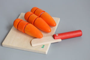 Erzi Knife for Cutting - Play Food Made in Germany - Wood Wood Toys Canada's Favourite Montessori Toy Store