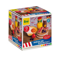 Load image into Gallery viewer, Erzi North American Breakfast Set - Play Food Made in Germany - Wood Wood Toys Canada's Favourite Montessori Toy Store