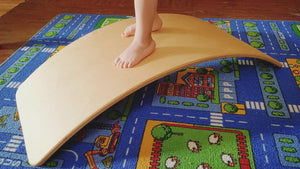 Exclusive Wood Wood Wobble Wobbel Balance Board PREORDER - Wood Wood Toys Canada's Favourite Montessori Toy Store
