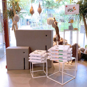 Floris Hovers Wooden Animals - Artis Amsterdam Zoo Edition - Wood Wood Toys Canada's Favourite Montessori Toy Store