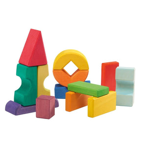 Gluckskafer - Crooked Tower - Wood Wood Toys Canada's Favourite Montessori Toy Store
