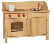 Load image into Gallery viewer, Gluckskafer Play Kitchen without Upper Structure - Wood Wood Toys Canada's Favourite Montessori Toy Store