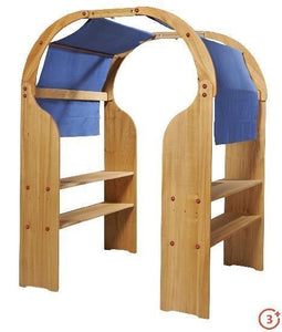 Gluckskafer Waldorf Playstand with Two Arches - Wood Wood Toys Canada's Favourite Montessori Toy Store