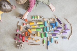 Grapat Wood Lola (72 Pieces) - Wood Wood Toys Canada's Favourite Montessori Toy Store
