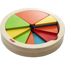 Load image into Gallery viewer, HABA Colour Pie - Wood Wood Toys Canada's Favourite Montessori Toy Store