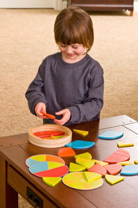 HABA Colour Pie - Wood Wood Toys Canada's Favourite Montessori Toy Store