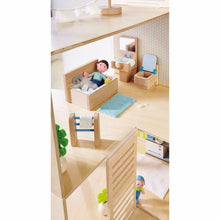 Load image into Gallery viewer, HABA Little Friends Bathroom - Miniature Play House Furniture - Wood Wood Toys Canada's Favourite Montessori Toy Store